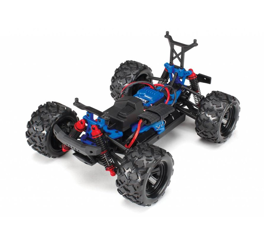 76054-5_GREEN LaTrax Teton: 1/18 Scale 4WD Electric Monster Truck