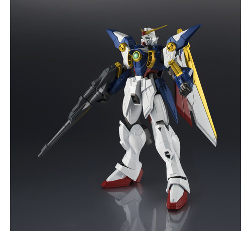 "Tamashii Nations 55491 XXXG-01W Wing Gundam ""Mobile Suit Gundam Wing"", Bandai Gundam Universe"