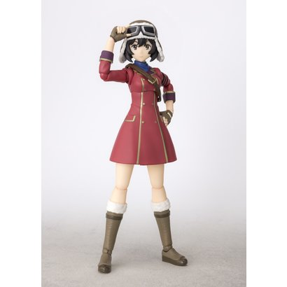 "Tamashii Nations 56714 Kylie ""The Kotobuki Squadron in The Wilderness"", Bandai S.H.Figuarts"