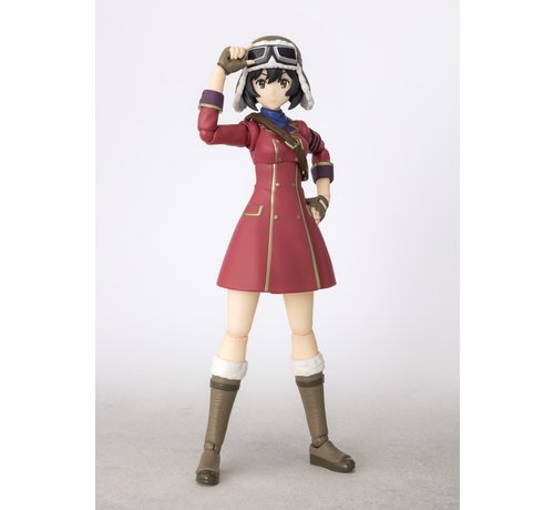 "Tamashii Nations 56714 Kylie ""The Kotobuki Squadron in The Wilderness"", Bandai S.H.Figuarts"