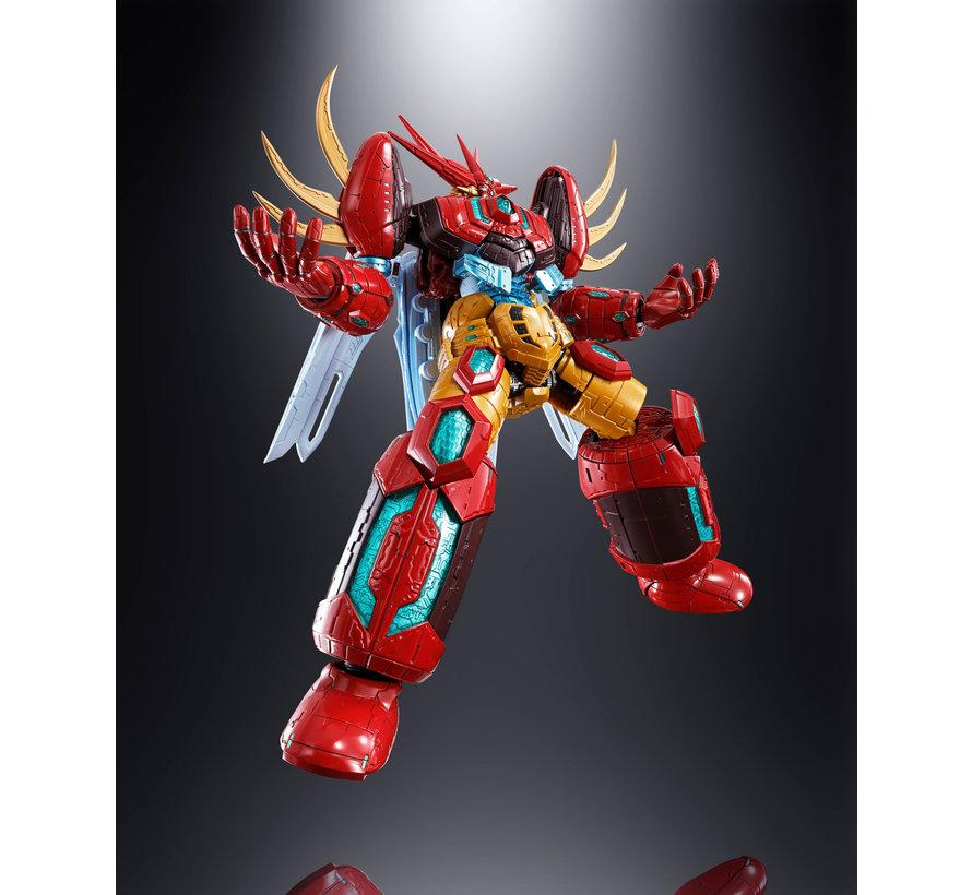 "55022 GX-87 Getter Emperor ""True Getter Robo Manga Ver"", Bandai Soul of Chogokin"
