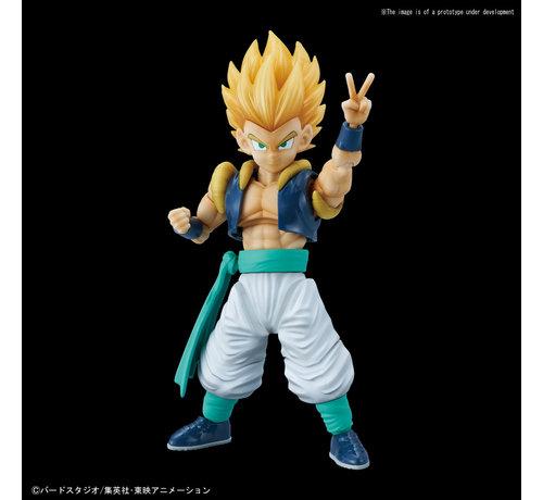 "BANDAI MODEL KITS 5057623 Super Saiyan Gotenks ""Dragon Ball Z"", Bandai Figure-rise Standard"