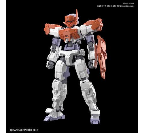 "BANDAI MODEL KITS 5057782 #02 Close Quarters Battle Option Armor for Alto Orange (EACH)""30 Minute Mission"", Bandai 30 MM Option Armor"