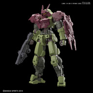 BANDAI MODEL KITS #05 Close Quarters Combat Option Armor for Portanova Dark Red