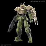 BANDAI MODEL KITS #06 Close Quarters Combat Option Armor for Portanova Sand Yellow
