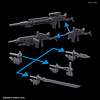 "BANDAI MODEL KITS 5057785 #01 Option Weapon 1 for Alto (Each) ""30 Minute Mission"", Bandai 30 MM Option Weapon"