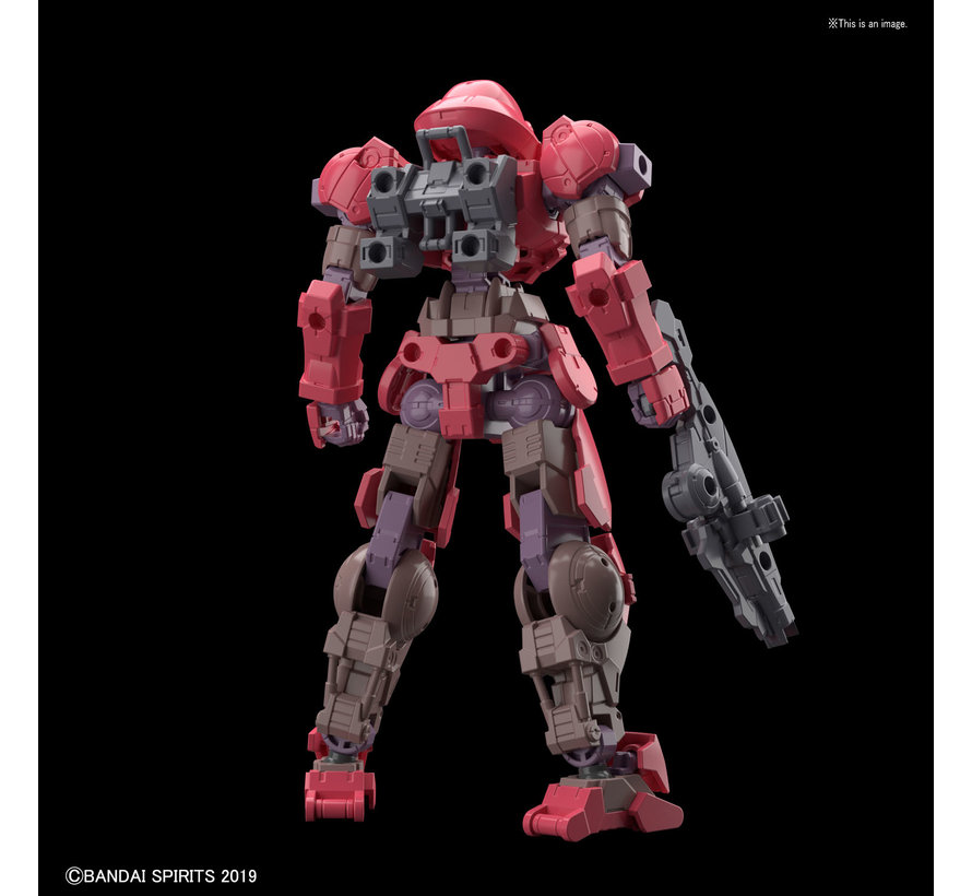 "5057796 #06 bEXM 15 Portanova Red ""30 Minute Mission"", Bandai 30 MM"