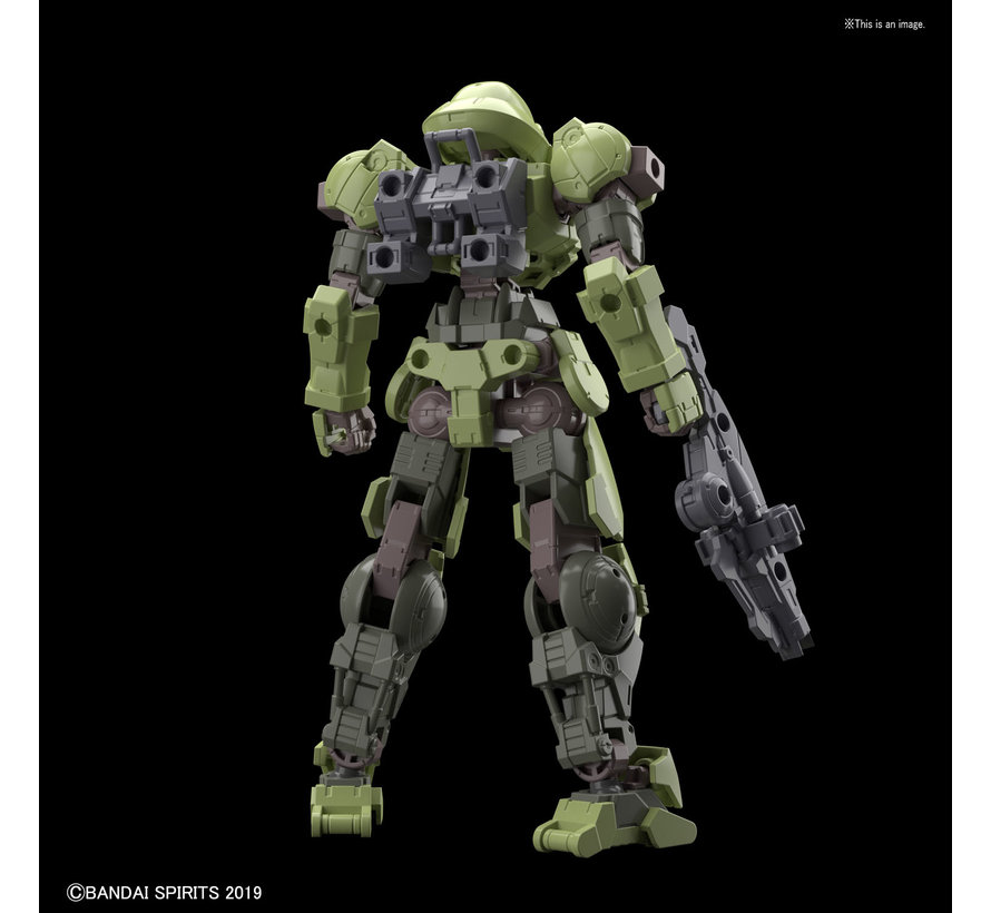 "5057795 #04 bEXM 15 Portanova Green ""30 Minute Mission"", Bandai 30 MM"