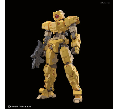 "BANDAI MODEL KITS 5057779 #02 eEXM-17 Alto Yellow ""30 Minute Mission"", Bandai 30 MM"