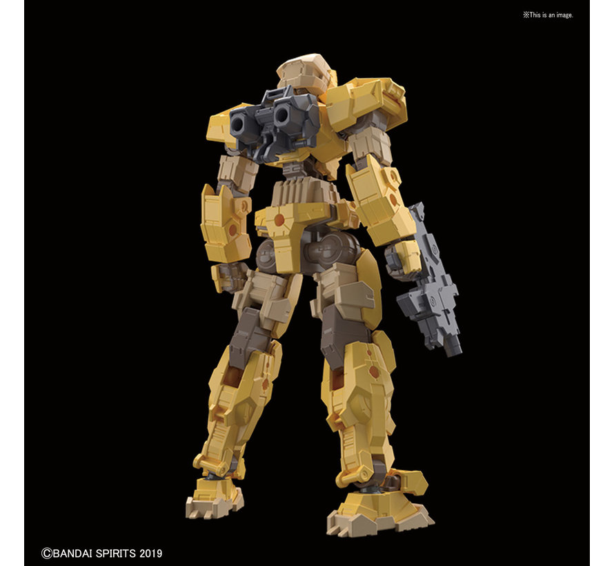 "5057779 #02 eEXM-17 Alto Yellow ""30 Minute Mission"", Bandai 30 MM"