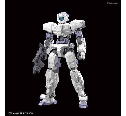 "BANDAI MODEL KITS 5057778 #01 eEXM-17 Alto White ""30 Minute Mission"", Bandai 30 MM"