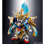 BANDAI MODEL KITS Zhao Yun 00 Gundam & Blue Dragon Drive