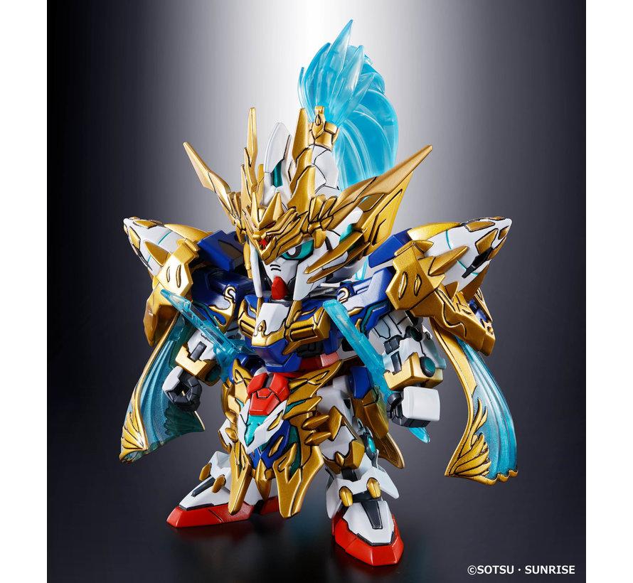 "5057609 Zhao Yun 00 Gundam & Blue Dragon Drive ""SD Sangoku Soketsuden"", Bandai SD"