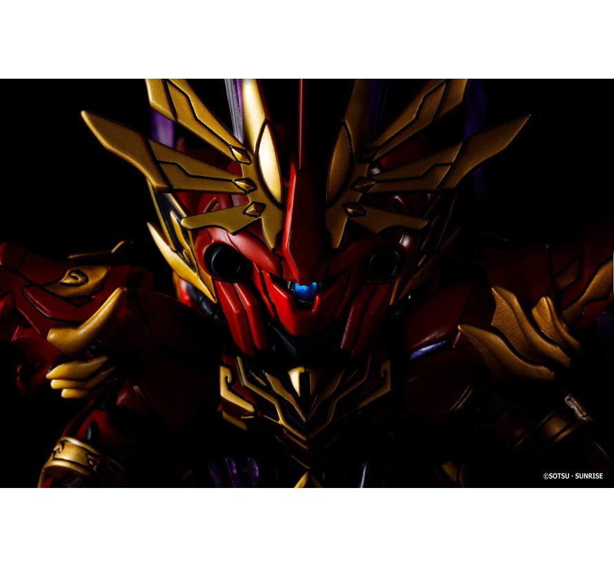 """50557610 Lu Bu Sinanju & Red Hare """"SD Sangoku Soketsuden"""", Bandai SD"""