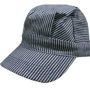 DLS - DayLight Sales Blue/White Engineer Cap Child