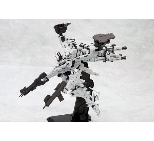Kotobukiya - KBY VI061 ARMORED CORE WHITE GLINT & V.O. BSET MODEL KIT 1/72