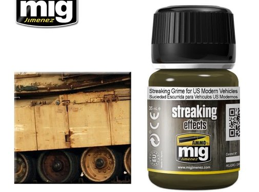 AMMO by Mig Jimenez (AMM) STREAKING GRIME FOR US MODERN VEHICLES