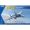 KIN - Kinetic Models 48062 Sukhoi Su-33 Sea Flanker D  By: Kinetic 1/48