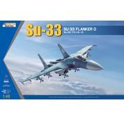 Kinetic Models (KIN) Sukhoi Su-33 Sea Flanker D 1/48
