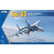 KIN - Kinetic Models Sukhoi Su-33 Sea Flanker D 1/48