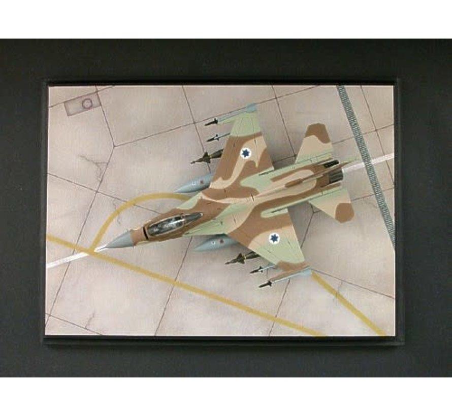 48001 Modern IAF Regular Tarmac. Length: 39 cm/15.35 inch; Width: 28 cm/ 11.02 inch