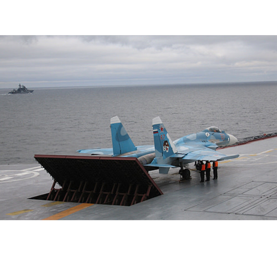 48062 Sukhoi Su-33 Sea Flanker D  By: Kinetic 1/48