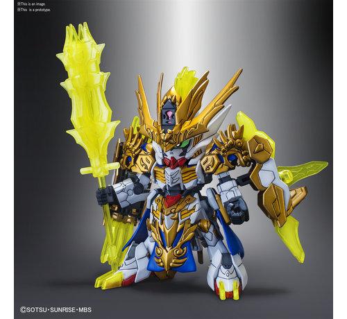 "BANDAI MODEL KITS 5057713 #10 Ma Chao Gundam Barbatos ""SD Sangoku Soketsuden"", Bandai SD"
