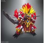 BANDAI MODEL KITS #11 Sun Quan Gundam Astray SD