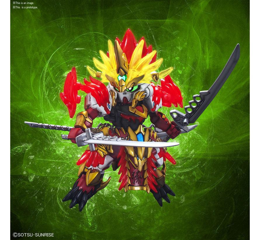 """5057714 #11 Sun Quan Gundam Astray """"SD Sangoku Soketsuden"""", Bandai SD"""