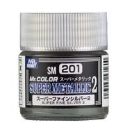 GNZ-Gunze Sangyo SM201 Super Fine Silver 2