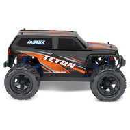 TRA - Traxxas LaTrax Teton Orange 4WD