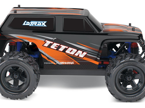 Traxxas (TRA) LaTrax Teton Orange 4WD