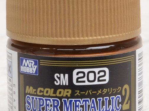 Mr. Hobby GSI - GNZ SM202 Super Gold 2