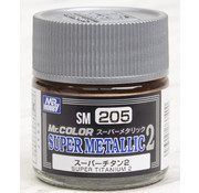 Mr. Hobby GSI - GNZ SM205 Super Titanium 2