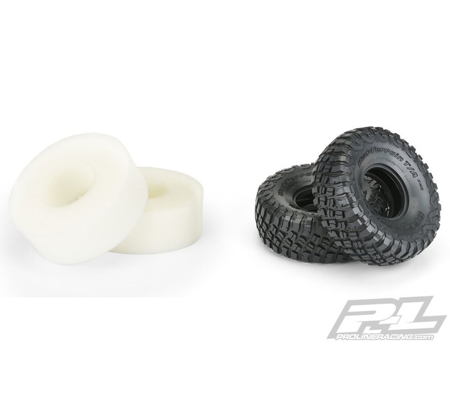 "1015014 BFGoodrich Mud-Terrain T/A KM3 1.9"" G8 Crawler Tire / Rock Terrain Truck"