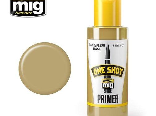 AMMO by Mig Jimenez (AMM) ONE SHOT PRIMER - SAND FLESH