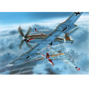 Special Hobby (SHY) Blohm Voss BV 155B1 Luftwaffe  Fighter 1/72