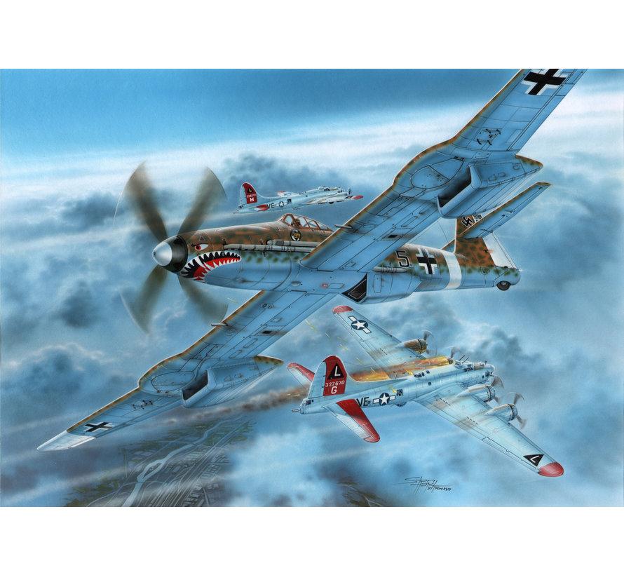 """72372 Blohm-und-Voss Bv-155B-1 """"Luftwaffe 46 High Altitude Fighter"""""""