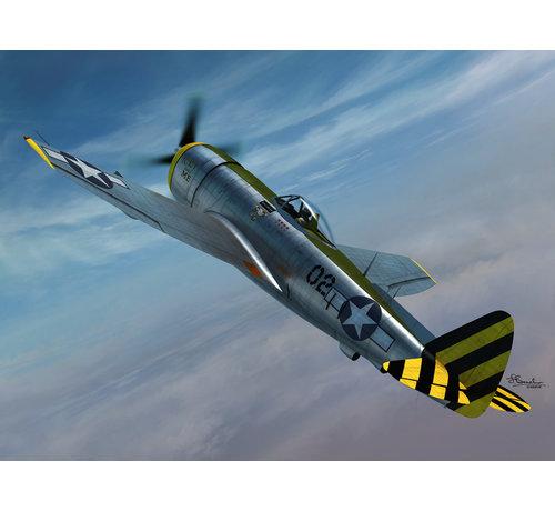 SWORD MODELS  - SRT 72121 Republic P-47N Thunderbolt 2 in 1 series 1/72