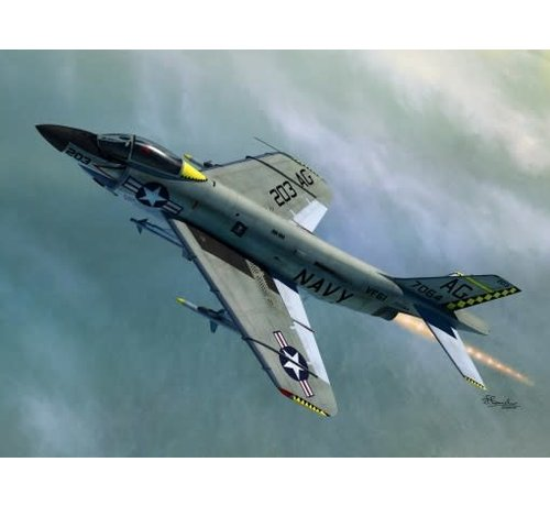 SWORD MODELS  - SRT 72123 McDonnell F3H-2N/M Demon F-3C/MF-3B -U.S.Navy 1/72