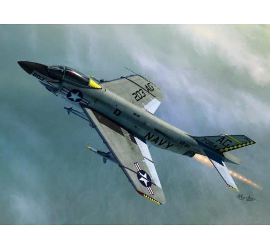 72123 McDonnell F3H-2N/M Demon F-3C/MF-3B -U.S.Navy 1/72