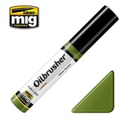 AMMO by Mig Jimenez (AMM) AMMO by Mig Oilbrusher - Olive Green