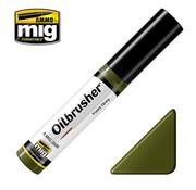 AMMO by Mig Jimenez (AMM) AMMO by Mig Oilbrusher - Field Green