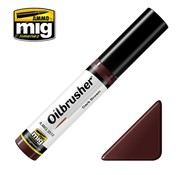 AMMO by Mig Jimenez (AMM) AMMO by Mig Oilbrusher - Dark Brown