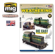 AMMO by Mig Jimenez (AMM) TWM ISSUE 23 DIE CAST (From Toy to Model) - (English)