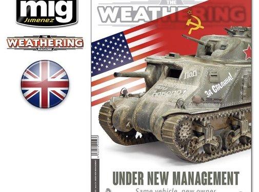 AMMO by Mig Jimenez (AMM) TWM Issue 24 UNDER NEW MANAGEMENT (English)
