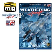 AMMO by Mig Jimenez (AMM) TWA ISSUE 6 CAMOUFLAGE (ENGLISH)