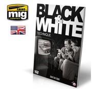 AMMO by Mig Jimenez (AMM) BLACK & WHITE TECHNIQUE (English)