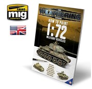 AMMO by Mig Jimenez (AMM) TWS - HOW TO PAINT 1:72 MILITARY VEHICLES (English)