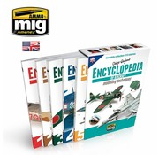 AMMO by Mig Jimenez (AMM) COMPLETE ENCYCLOPEDIA OF AIRCRAFT MODELLING TECHNIQUES (English)